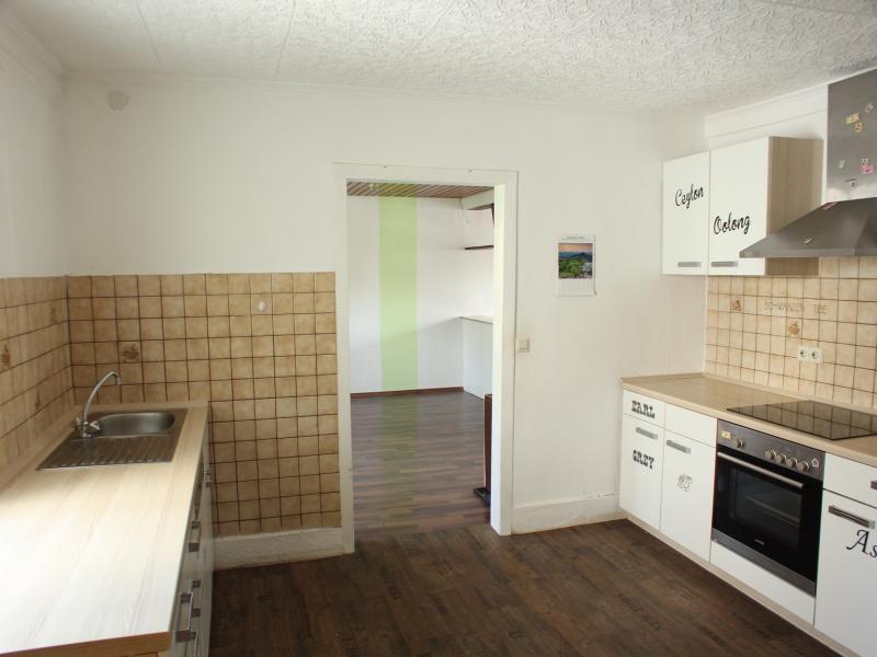 Küche Haus vorne